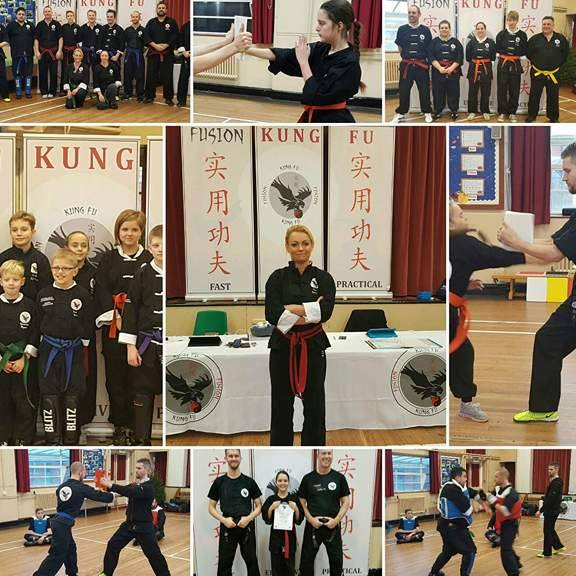 Fusion Kung Fu Norwich instructors