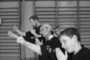 kung fu class norwich