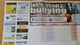 Fusion Kung Fu are supporters of anti-bullying